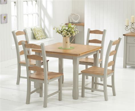 Extending Kitchen Tables And Chairs Somerset 90cm Oak And Grey Flip Top Extending Dining Table With Somerset Chairs The Great