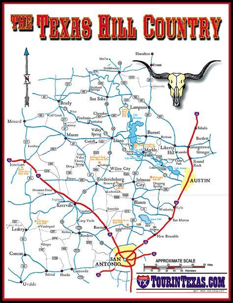 llano texas map llano travel info