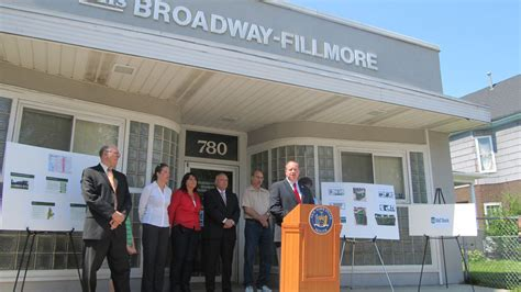 broadway fillmore gets a boost with housing grant