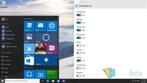 windows 10 no muestra imagenes en miniatura windows 10 build 10125 muestra windows hello