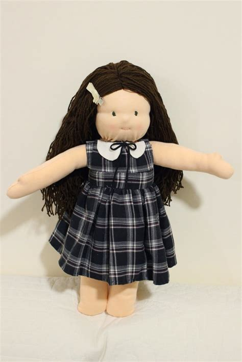 How To Make A Handmade Doll - how to sew a rag doll diy projects craft ideas how to s