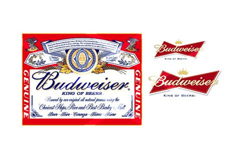 printable budweiser label budweiser beer can bottle labels cake topper and matching