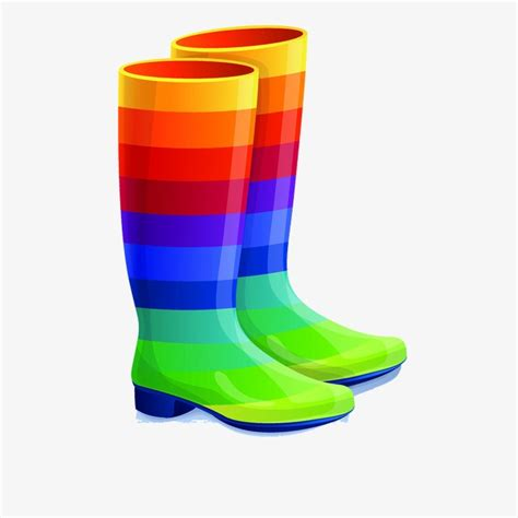 colored boots colored boots wellies boots boots child png image and
