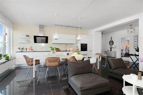Scandinavian Design: Bright Two Bedroom Apartment in Stockholm