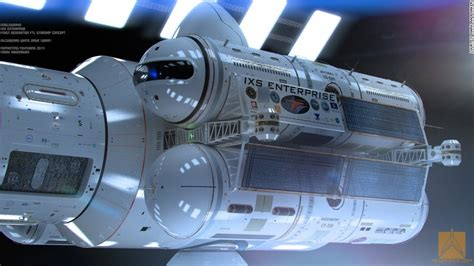 warp into the future with this high tech mac home office cult of mac nasa physicist imagines a warp speed starship cnn