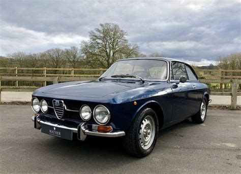 Alfa Romeo 1750 Gtv For Sale by For Sale 1970 Alfa Romeo 1750 Gtv 43 000