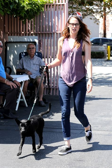 stewarts dogs kristen stewart s new and incident with pap lainey gossip entertainment update