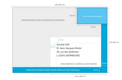 Adresse Briefformat Comment R 233 Diger Une Adresse Sur Une Enveloppe Post
