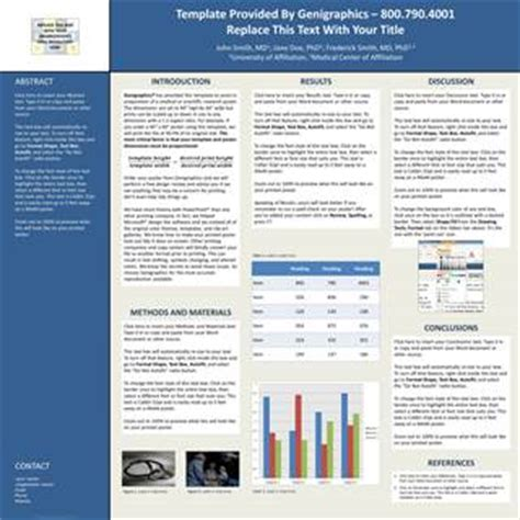 free powerpoint templates for research posters research projects template research poster presentations