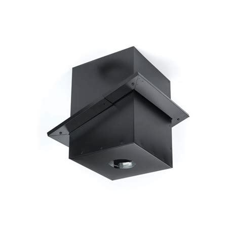 Duravent Ceiling Support Box by Dura Vent Pelletvent Pro Cathedral Ceiling Support Box