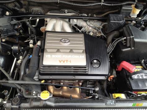 3 0 Toyota Engine 2002 Toyota Highlander V6 4wd 3 0 Liter Dohc 24 Valve Vvt