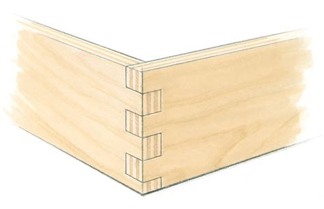 Drawer Box Joints by Kitchen Drawer Joints And Slides The Coastal Cottage Company