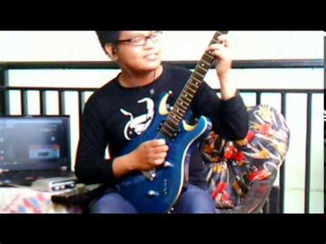 tutorial belajar gitar metal tutorial belajar gitar melody lead yang terdengar keren