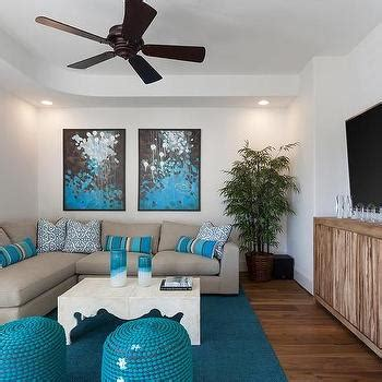 Turquoise And Grey Living Room Turquoise And Navy Living Room With Navy Sectional Contemporary Living Room