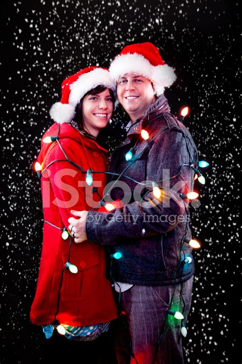 wrapped in lights wrapped in lights stock photos