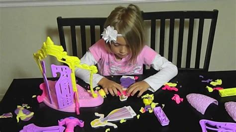 Design A Dress Boutique Play Doh | play doh disney princess design a dress boutique youtube