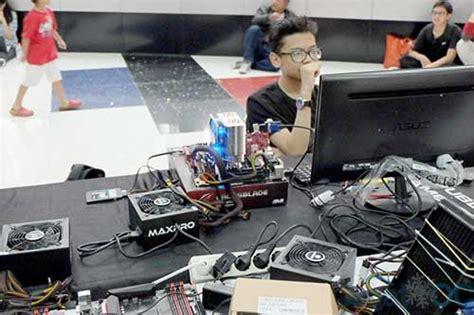 Laptop Dell Di Bec Bandung liputan the open overclocking chionship 2015 bec