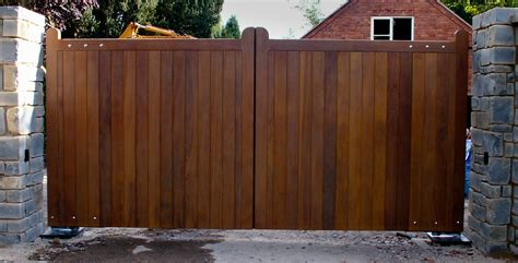 wood swing gate wooden swing gates photo gallery from agd systems gates
