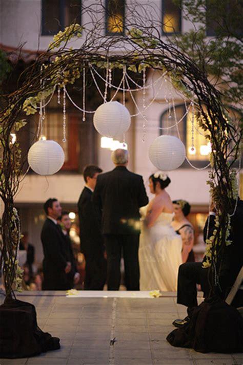Wedding Arch Branches by Indoor Wedding Arch Weddingbee