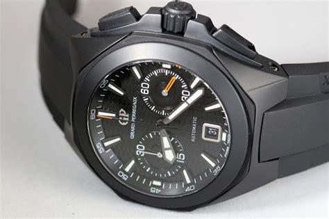 Black On Black Watch: Girard Perregaux GP   Luxury Watches Brands: Wholesale in Swiss, Germany
