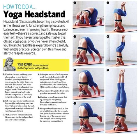 tutorial yoga tutorials on pinterest