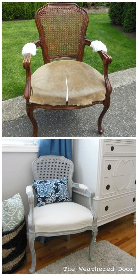 How To Upholstery A Chair by How To Upholstering A Chair The Weathered Door