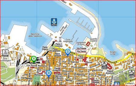 mappa porto torres consultare mappa e stradario di porto torres e di altre