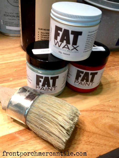 Fat Paint Front Porch Mercantile » Home Design 2017