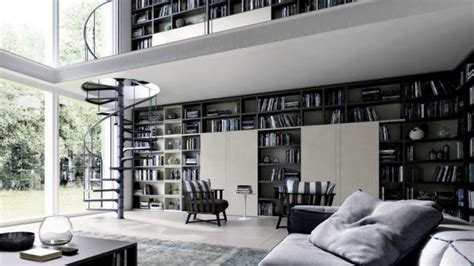 modern home library interior design 20 of the most studious home library designs