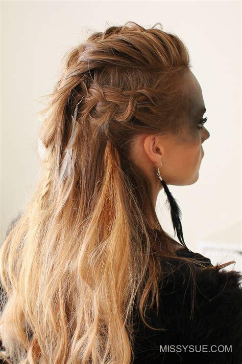 viking warrior hair missy sue beauty style