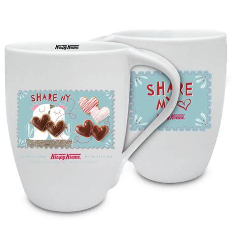 Krispy Kreme Malaysia   Share My Love Mug