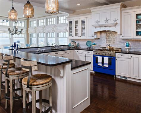 beach kitchen ideas 10 g shaped kitchen layout ideas