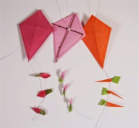 How To Make Origami Kite - easy origami kite comot