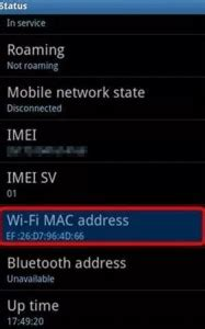 Wifi Mac Address Finder How To Limit Your Childs Access Luskns