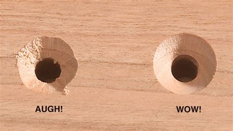 Counter Sink Holes smooth as silk countersink popular woodworking magazine