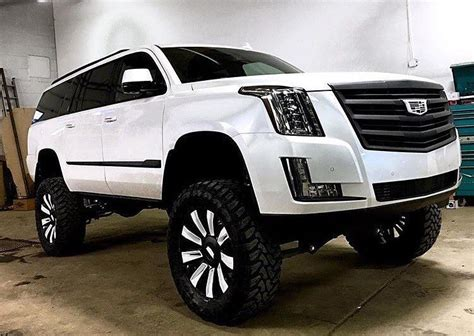 cadillac escalade 2017 lifted cadillac escalade lifted family rig