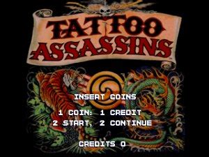 tattoo assassins mame tattoo assassins us prototype rom download for mame