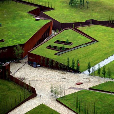 Landscape Forms Instagram Green Roofs Museums And Instagram On