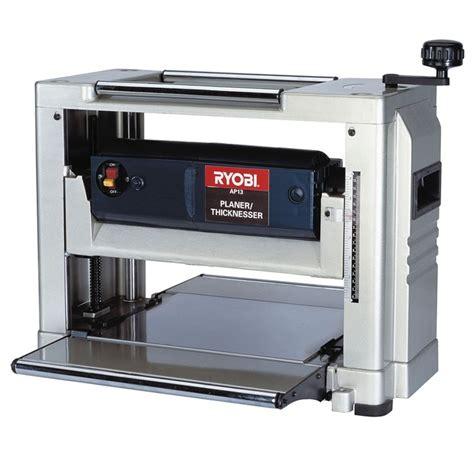 Ryobi 2000w 318mm Thicknesser Ap13ak Reviews