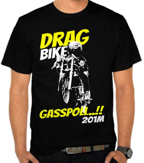 Kaos Racing Academy 2 Seven jual kaos drag bike 2 fashion satubaju