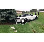 Mustang Crashes At Lake Forest Cars And Coffee – Speed Society