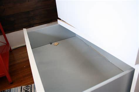 ikea dresser drawer repair fixing the broken partition of an ikea malm dresser merrypad