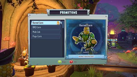 Backyard 2 Characters by Xp Y Progresi 243 N En Plants Vs Zombies Garden Warfare 2