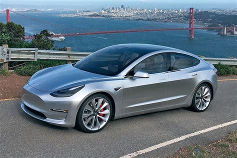 Tesla 3 Autobild tesla model 3 2017 bilder test und infos bilder