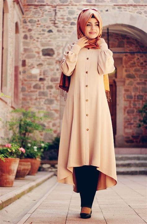 Best Cut Tunik Setelan Muslim Office Wear uzun tunik ceket tunics giyim ku蝓am