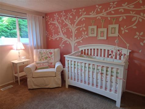 themes for girl nursery girl nurseries to inspire decoholic