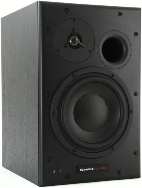Dome Tweeter Dynaudio Dyn 808 dynaudio bm15a left side sweetwater