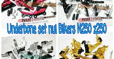 Step Belakang 250 Fi Biker dj88 variasi toko aksesories terlengkap dan terpercaya se
