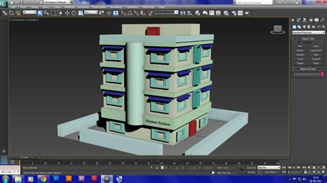 home design suite 2016 tutorial home design building design autodesk ds max lightening