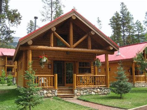 Lake Louise Lodge Chalet Cabin Rentals by The Trappers Cabin Picture Of Baker Creek Mountain